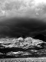Storm Clouds Over Grapevine Mountains - Death Valley, CA